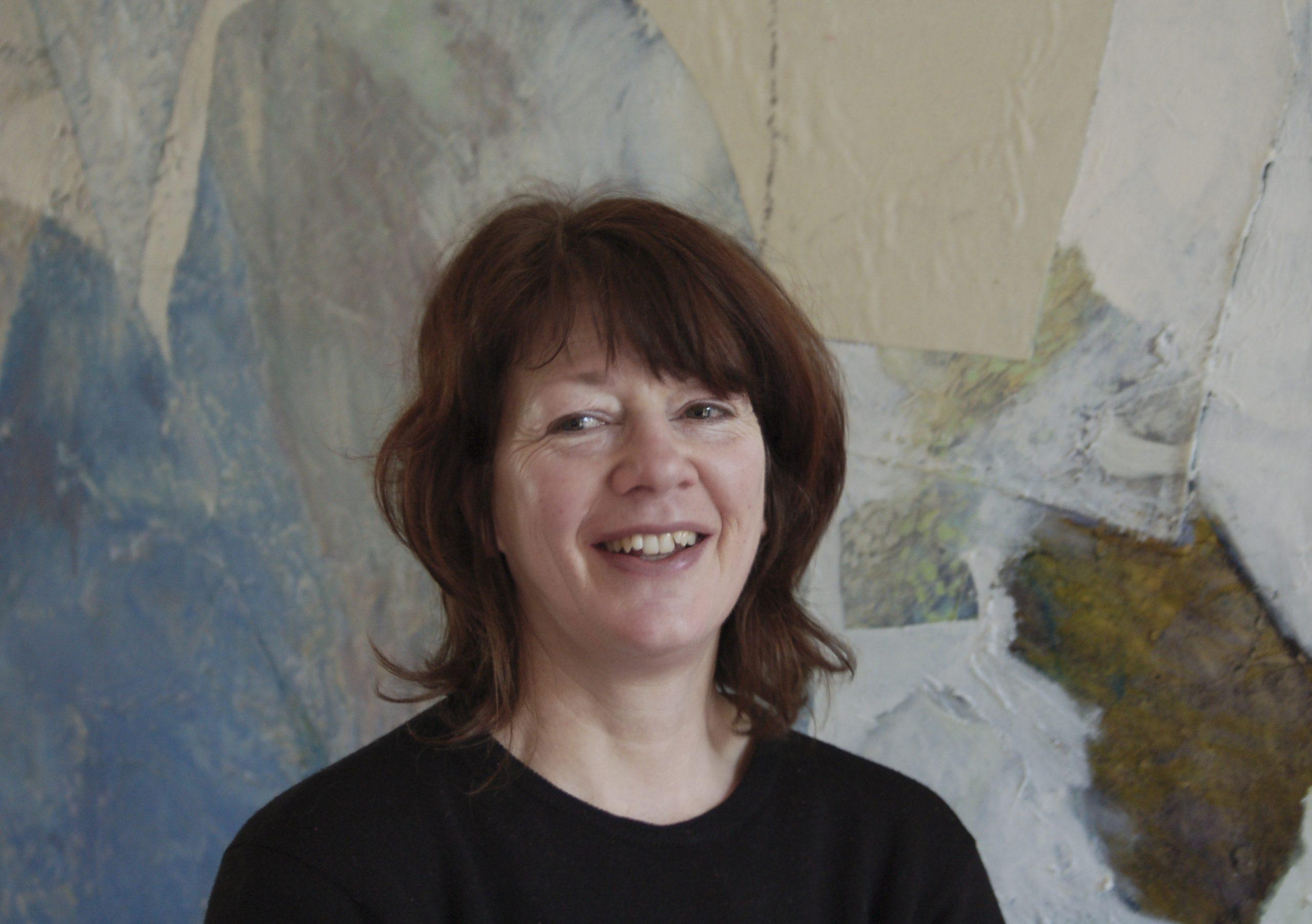 Anne Fox artist in residence