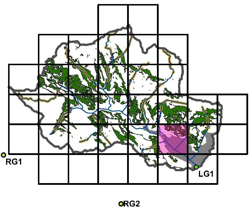 Calderdale Map Grid